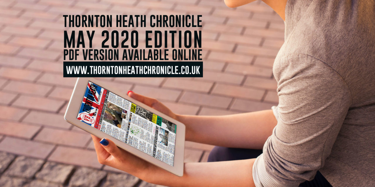 Read The May 2020 PDF Edition! Click here!