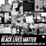 Thornton Heath stands with Black Lives Matter