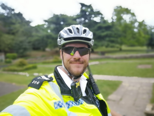 New sergeant returns to old stomping ground