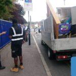 Van used in shocking flytrap seized