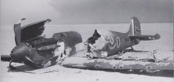 Appeal to find relatives of Spitfire pilot