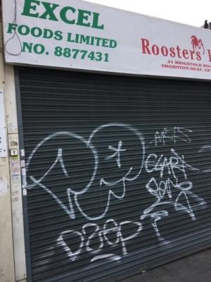 Save graffiti team from council cuts