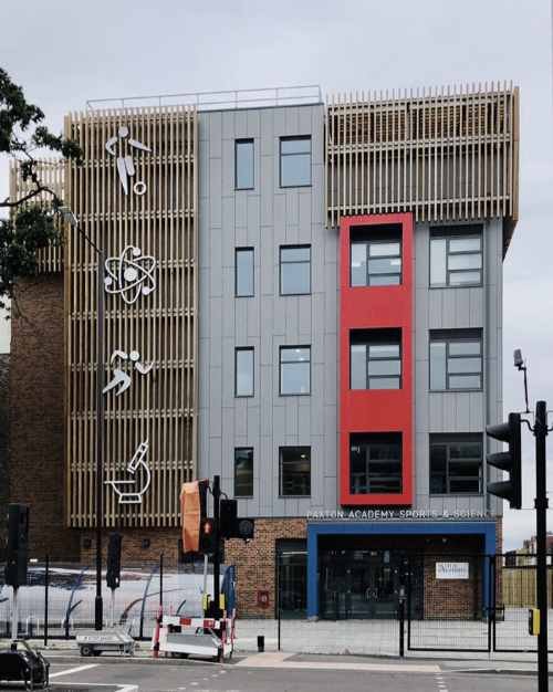 FLAGSHIP SCHOOL OPENS NEW CHAPTER