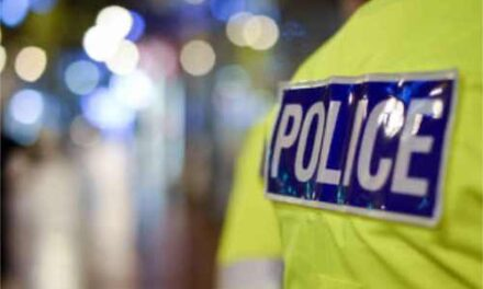 POLICE FIND COVID CHALLENGING AS SOME RESIDENTS DON'T BELIEVE IT EXISTS