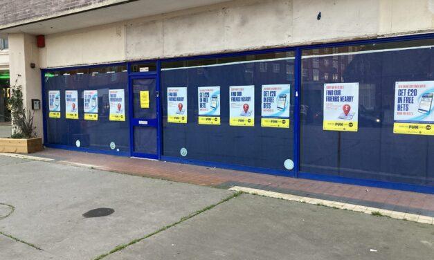 Betting Shop Closes