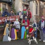 Amateur Dramatics Group Performs Christmas Magic