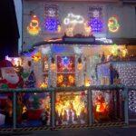 Festive Lights Bringing Cheer