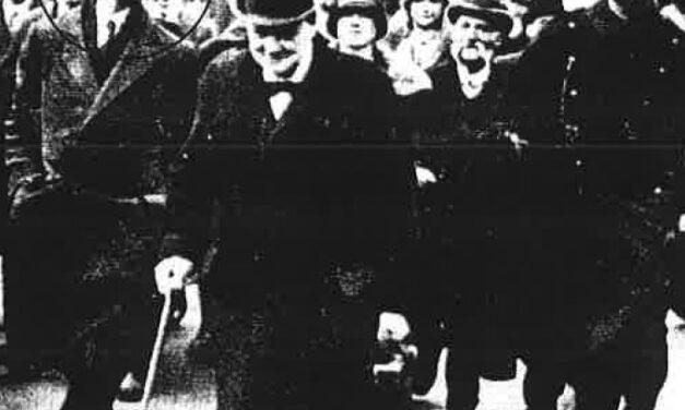 Beulah Road Shopkeeper was Winston Churchill's Bodyguard