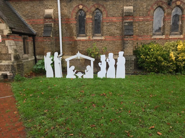 Churches Offer 'Comfort and Joy' this Christmas