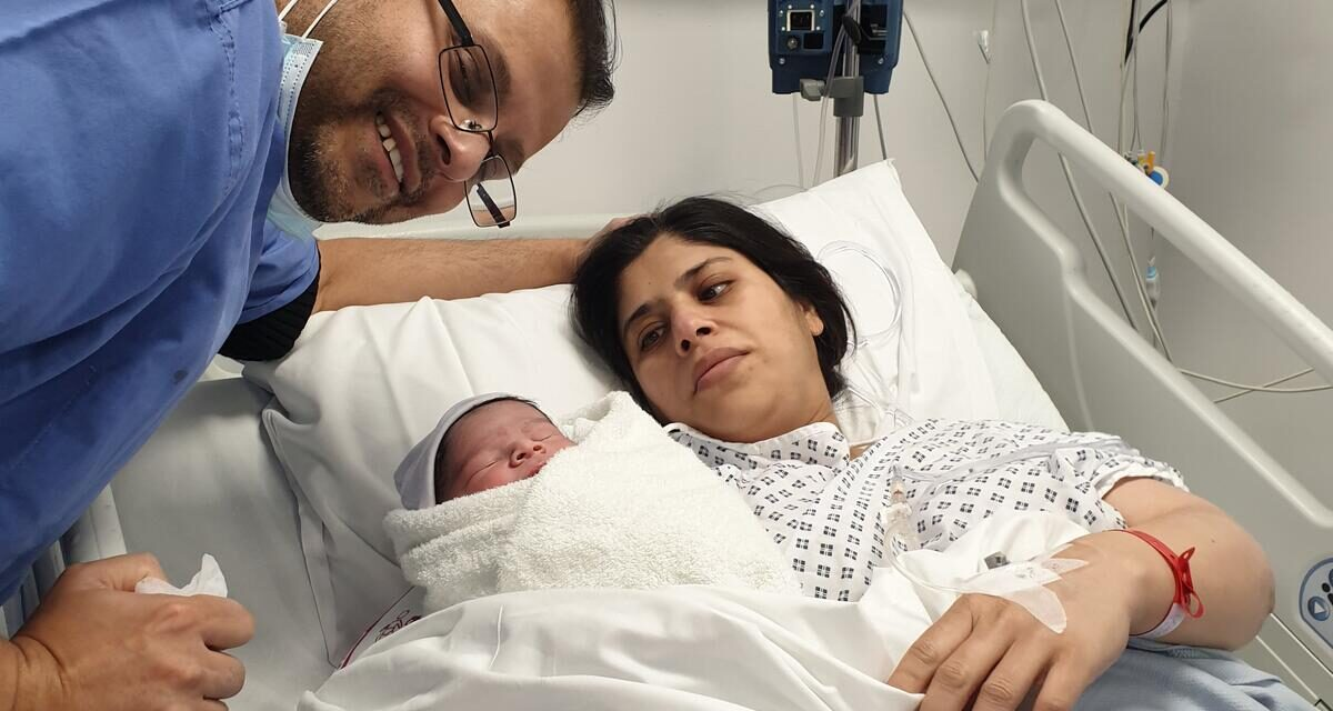 New Dad Overwhelmed by Well Wishes