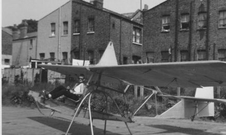 Help the 44th Croydon Air Scouts Reach for the Sky