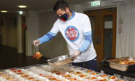 Palace's Humanitarian Effort to Feed 27,000