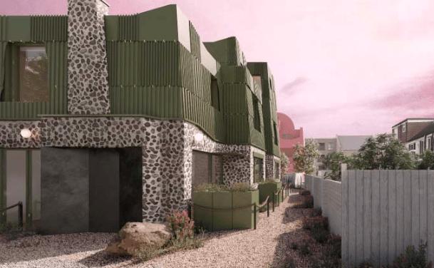 Residents Object to 'Prison Like' Housing Development