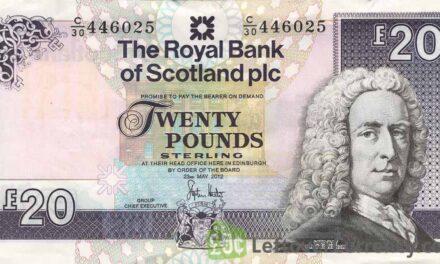 Croydon owes Scottish taxpayer over £13million