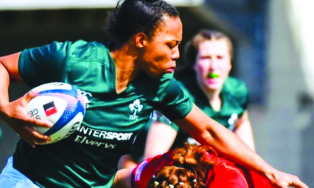 Role Model Grace Picked for Irish National Team