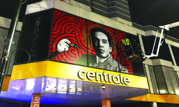 Artists Tribute to Croydon's Musical Icons