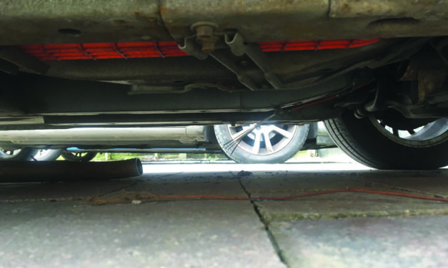 Victim Speaks Out About Cost of Catalytic Converter Theft