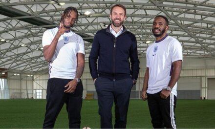 The Rap Duo Behind England's Euro Anthem