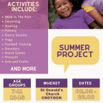 How to keep the young active and healthy this summer