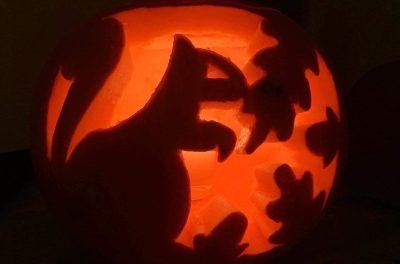 Spooky fun on Halloween