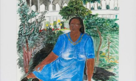 Esme 85, has painting selected from thousands of hopefuls to exhibit at RA